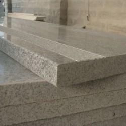 Granit Blockstufen Hellgelb 18 x 40 cm 100 cm lang