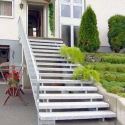Sandstein Mauer Steine Gelb 20 x 20 cm