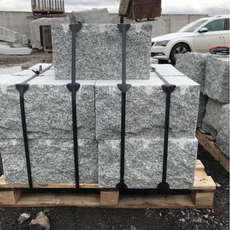 Porphyr Terrassen Platten bruchrauh 40er freie Länge
