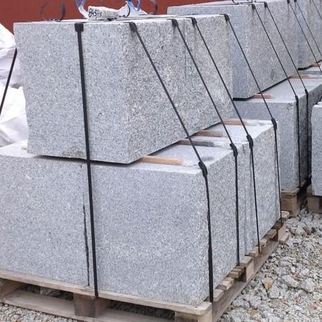 Verblend Mauersteine Alba weiß 15 x 15 cm