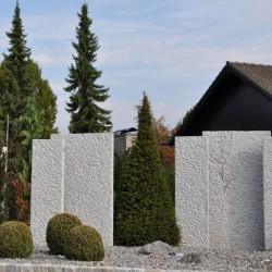 Sandstein Mauersteine Mapula Rot 15 x 20 x 40