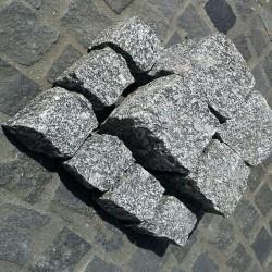 Granit Blockstufen Anthrazit 15 x 35 cm