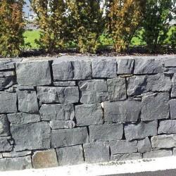Mauer Abdeckplatten Mulicolour 3 cm