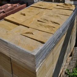 Granit Sitz Blöcke Griys Hellgrau