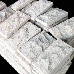 Granit Pfosten Griys Hellgrau 15 x 15 cm