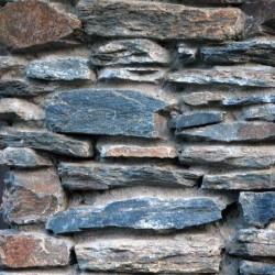 Granit Pflaster Platten Elena Weißgrau 12 cm geflammt