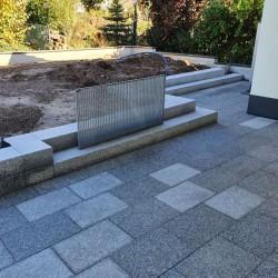 Jura Kalk-Mauersteine 20 cm hoch