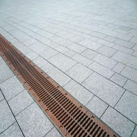 Kalkstein Blockstufen Blancka Flava Weiß 15 x 35 50 cm lang