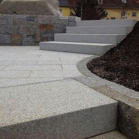 Sandstein Terrassen Platten Farin 60 x 40 x 3 cm geschliffen