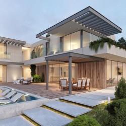 Granit Blockstufen Tiago Hellgelb 300 x 18 x 35 cm gestrahlt
