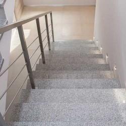 Basalt Mauersteine Schwarz 20-25 cm hoch gespalten