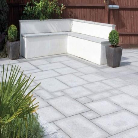 Granit Mauersteine Tiago Gelb 20 cm hoch