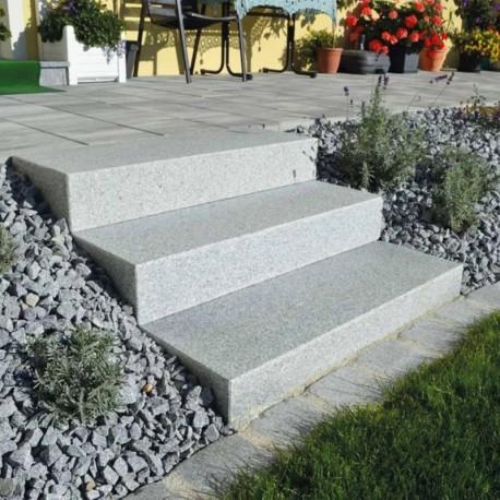 Sandstein Mauer Abdeck Platte Mapula Rot 3 cm mit Wassernase