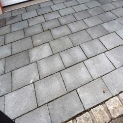 Schlossmauersteine Tiago Gelb 20 cm tief