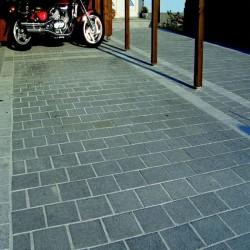 Granit Sichtschutz Tiago Gelb 10 x 100 cm