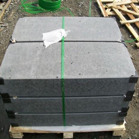 Grauwacke Klein Mauersteine 8 - 12 cm hoch Schichtenmauer