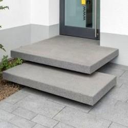 Granit Sitzblöcke Tiago Gelb