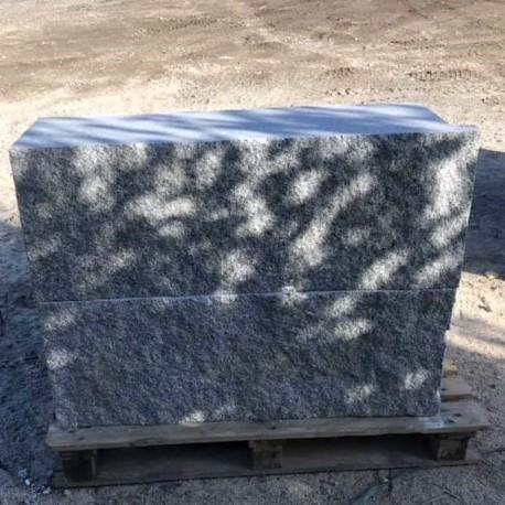 Sandstein-Pflaster Mapula Rot gespalten