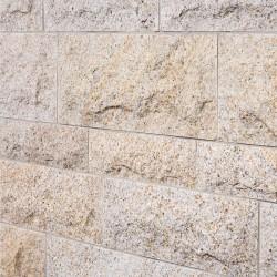 Granit Bordstein Griys hellgrau 12 x 25 cm
