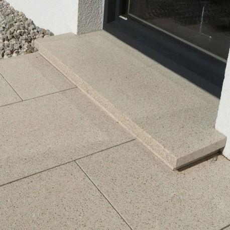 Basaltlava Palisaden 10 x 25 150 cm lang