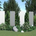 Mauer Abdeckplatten